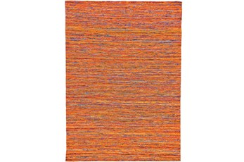 60X96 Rug-Cyril Orange