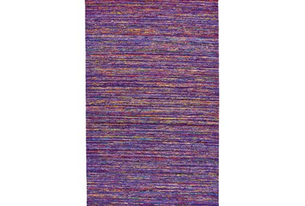 60X96 Rug-Cyril Purple