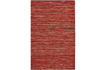 8'x11' Rug-Cyril Red
