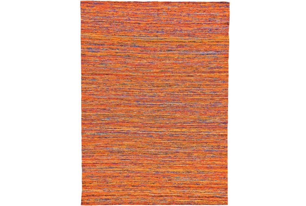 8'x11' Rug-Cyril Orange