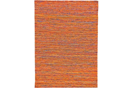 96X132 Rug-Cyril Orange