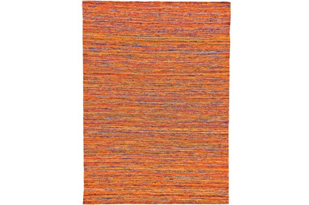 96X132 Rug-Cyril Orange - Main