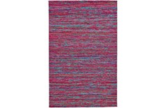 96X132 Rug-Cyril Fuschia