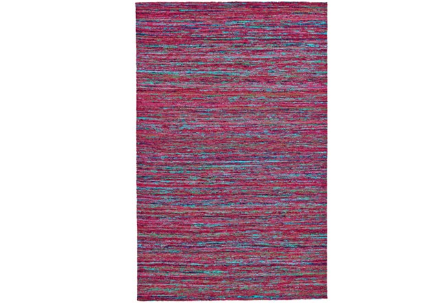 96X132 Rug-Cyril Fuschia - 360