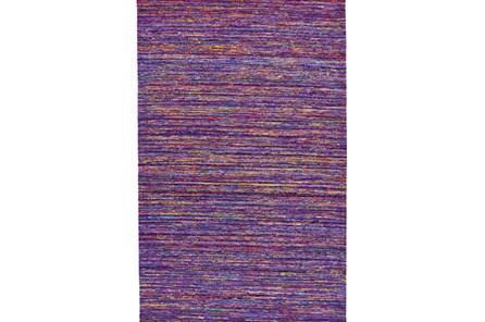 96X132 Rug-Cyril Purple - Main