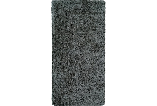 30X96 Rug-Micah Charcoal - 360