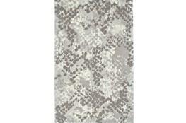 96X132 Rug-Grey Snake