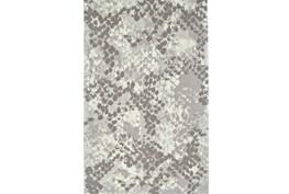 114X162 Rug-Grey Snake