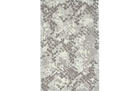 114X162 Rug-Grey Snake - Main