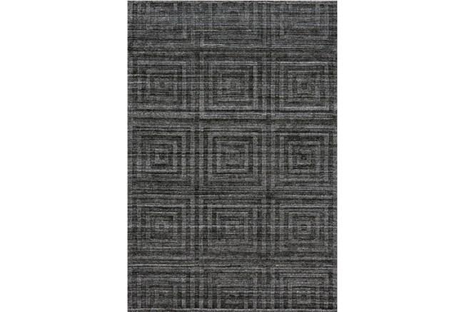 102X138 Rug-Harrison Charcoal - 360