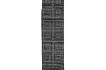 30X96 Rug-Harrison Charcoal