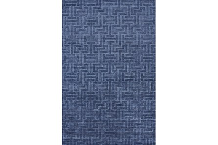 102X138 Rug-Harrison Cobalt - Main