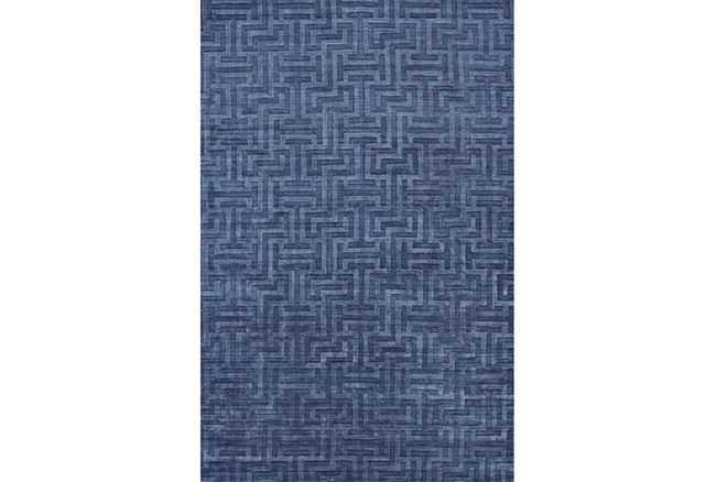 102X138 Rug-Harrison Cobalt - 360