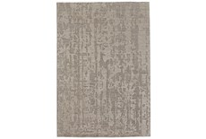 102X138 Rug-Taupe Faux Bois Watermark