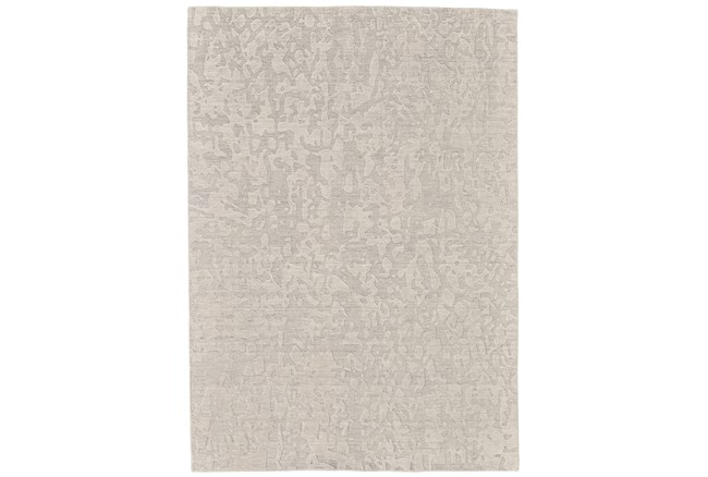 66X102 Rug-Ivory Crackle Watermark - 360