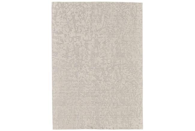 102X138 Rug-Ivory Crackle Watermark - 360