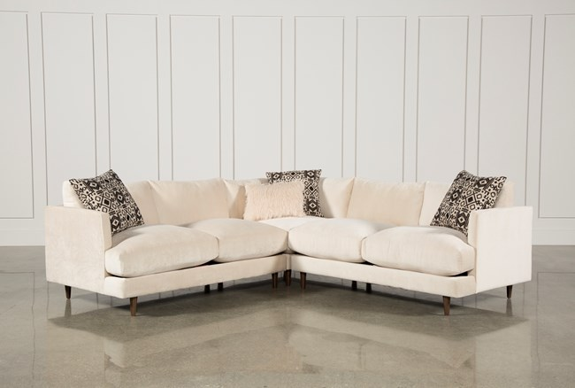 Adeline 3 Piece Sectional - 360