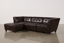 Maxine 3 Piece Sectional W/Laf Chaise