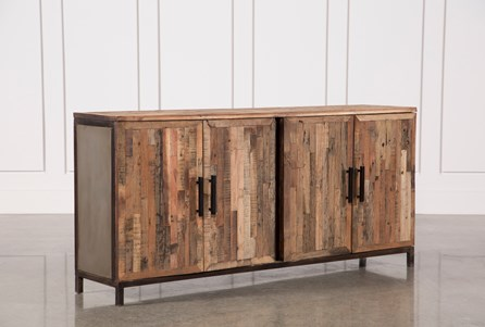 Ironwood 4-Door Sideboard