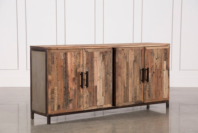 Ironwood 4-Door Sideboard - 360