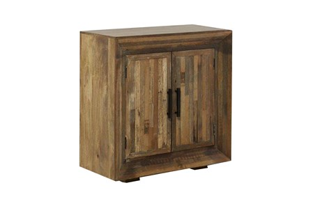 Vintage Finish Rustic Framed Chest - Main