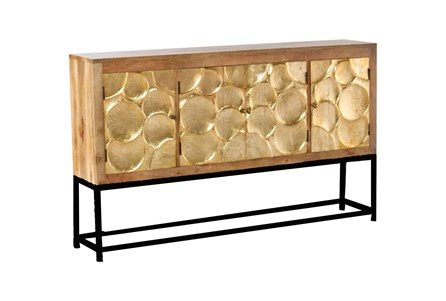 Capiz Refinement Sideboard