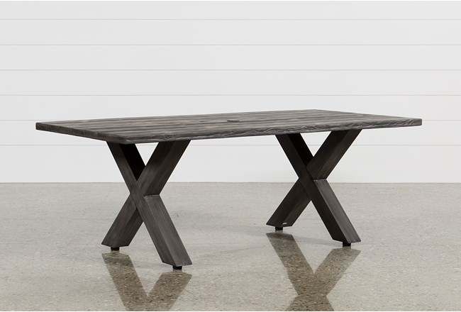 Outdoor Tortuga Dining Table - 360