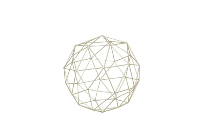 Light Metal Orb Small - 360