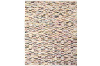 8'x11' Rug-Rico Multi Diamonds