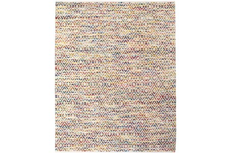 60X96 Rug-Rico Multi Diamonds
