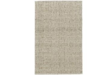 5'x8' Rug-Oatmeal Stitching