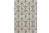 60X96 Rug-Granite Deco Floral - Signature