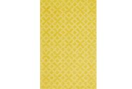 42X66 Rug-Yellow Tonal Starbursts