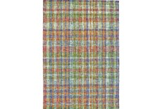 8'x11' Rug-Cayman Multi Color Plaid