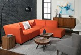 Benton 4 Piece Sectional - Room