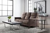 Melina Cocoa Power Reclining Sofa W/Usb - Room