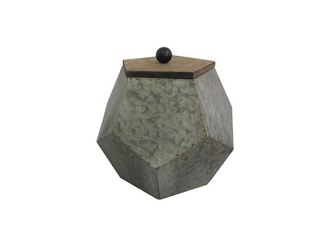 Galvanized Polygon Container Small - 360