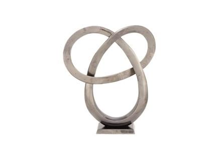 20 Inch Aluminum Sculpture