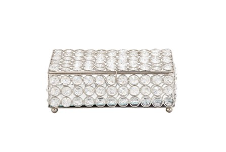 3 Inch Glam Jewelry Box