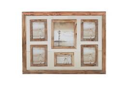 24 Inch Wood Wall Photo Frame