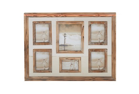 24 Inch Wood Wall Photo Frame