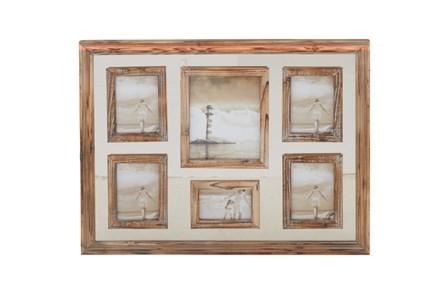 24 Inch Wood Wall Photo Frame - Main