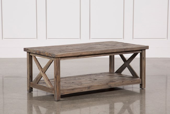 Mallard Coffee Table - 360