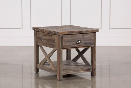 Mallard End Table