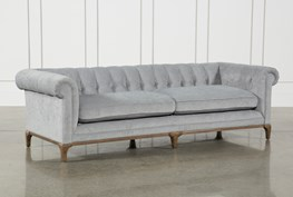 Melanie Grey Sofa