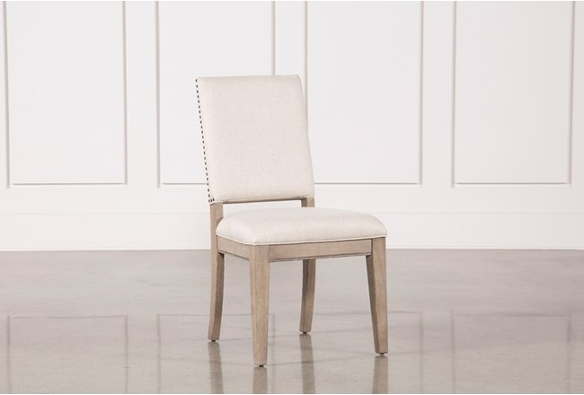 Walden Upholstered Dining Side Chair - 360