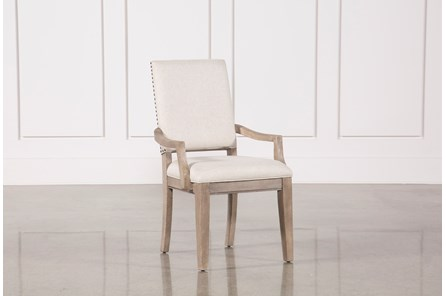 Walden Upholstered Arm Chair - Main