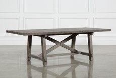 Jaxon Grey Rectangle Extension Dining Table