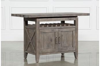 Jaxon Grey Extension Counter Table