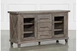 "Jaxon Grey 65"" Sideboard"